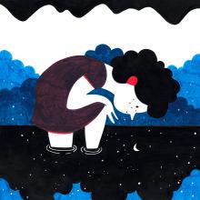 Infinito. A Illustration project by ILEANA ROVETTA - 07.22.2016
