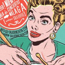 La Trinchera. Um projeto de Ilustração, Publicidade, Direção de arte, Design gráfico e Comic de Ink Bad Company - 21.06.2013