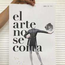 El arte no se corta. Un proyecto de Diseño, Educación, Bellas Artes y Collage de el bandolero Lacabra - 25.07.2016
