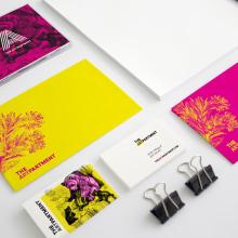 The Artpartment. Um projeto de Design, Ilustração, Direção de arte, Design gráfico, Arquitetura de interiores, Design de interiores, Cop, writing e Naming de Wanna - 26.07.2016
