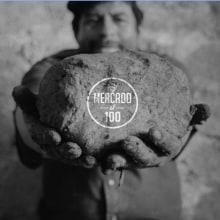 Mercado el 100. Um projeto de Fotografia, Cinema, Vídeo e TV, Culinária, Cinema e Vídeo de Christian Villafranca Bahena - 14.11.2015