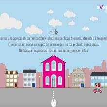 Everythink Pr - Desarrollo Web Corporativa. Un proyecto de Animación, Desarrollo Web y Dirección de arte de Juan Megías Alonso - 05.08.2016