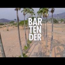 Ron Santa Teresa: Programa Bartender. Un proyecto de Cine, vídeo, televisión, Eventos, Multimedia y Vídeo de Luis Rafael Betancourt - 02.06.2016