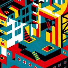 ELIPSES. A Illustration project by Daniel Montero Galán - 08.16.2016