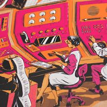 Portada para NET MAGAZINE. Um projeto de Ilustração, UI / UX e Design editorial de Juan Esteban Rodríguez - 16.08.2016