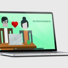 La Excelencia Digital Evoluciona. Un proyecto de Animación e Ilustración de Ms. Barrons - 17.08.2016