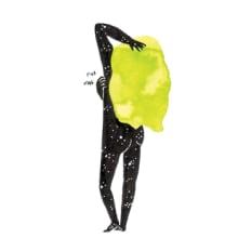 La Universa. A Illustration project by Paula Cuántica - 08.17.2016