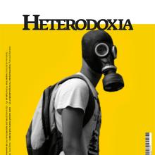 Revista HETERODOXIA. Um projeto de Design, Direção de arte, Br, ing e Identidade, Design editorial, Design gráfico e Tipografia de José Antonio Arreza Pérez - 29.03.2016