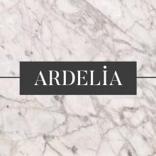 Ardelia - Diseño Logotipo & Web. Un proyecto de Arquitectura, Dirección de arte, Br, ing e Identidad, Diseño gráfico, Diseño Web y Desarrollo Web de Juan Megías Alonso - 23.08.2016