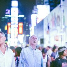 Gente en la calle.. Un proyecto de Fotografía de Silvia Grav - 03.09.2016