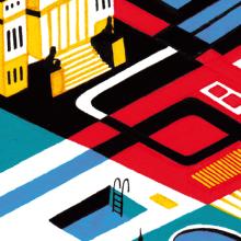 581 Mapas. A Illustration project by Daniel Montero Galán - 09.05.2016