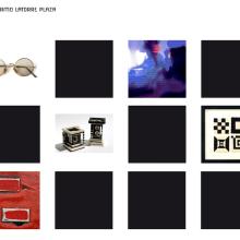 Diseño  Web para el artista Guillermo Latorre Plaza. Um projeto de Web design de Diana Creativa - 09.09.2016