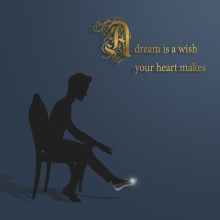 A dream is a wish your heart makes. A Illustration project by Parodi Paradise - 09.15.2016