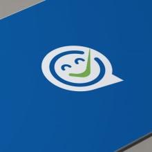 Cliente Contento Logo. Um projeto de Design gráfico de Victor Andres - 17.09.2016