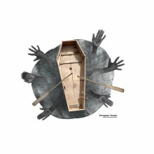 Social Collages. Um projeto de Design e Colagem de Diego - 03.10.2016
