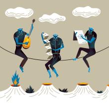 IMAGINE CIVIC CENTER. A Graphic Design & Illustration project by JESÚS SOTÉS VICENTE - 04.20.2016