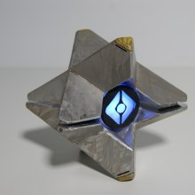 Destiny Ghost   Prop. A Character Design, Product Design, To, and Design project by Daniel Zamora Rodríguez - 10.07.2016