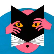 Día de la biblioteca . A Illustration project by Daniel Montero Galán - 10.23.2016