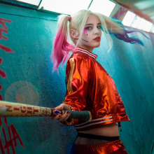 Harley Quinn (WIP). A Advertising, Photograph, Art Direction, Fine Art, and Post-production project by Nekodificador - 10.30.2016