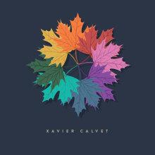 Imagen gráfica XAVIER CALVET. Um projeto de Design gráfico e Ilustração de Xavier Calvet Sabala - 31.10.2016