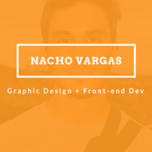 nachovargas.es | Mi Proyecto del curso Diseño web: Be Responsive!. Um projeto de Web design e Desenvolvimento Web de Nacho Vargas - 08.11.2016