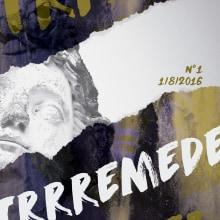 Trrremede. Un proyecto de Diseño, Publicidad, Dirección de arte, Br, ing e Identidad, Diseño editorial, Diseño gráfico y Naming de Sandra Freitas Silva - 31.07.2016