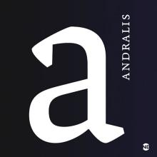 Tipografía Andralis. Un projet de T , et pographie de Bauertypes - 13.11.2016