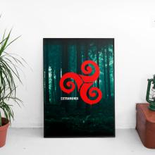 EXTRAMUNDI | proyecto de serie |. A Graphic Design project by Marta González Rivas - 11.30.2016