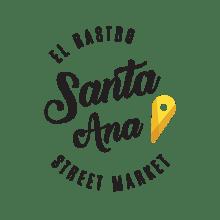 Branding Santa Ana Street Market. A Graphic Design project by Marta González Rivas - 11.19.2016