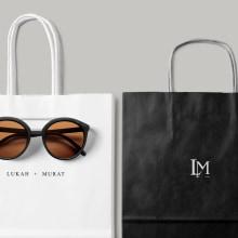 LUKAH + MURAT. Um projeto de Design, Direção de arte, Moda, Design gráfico, Packaging, Design de calçados, Tipografia, Caligrafia e Naming de PV STUDIO - 05.12.2016