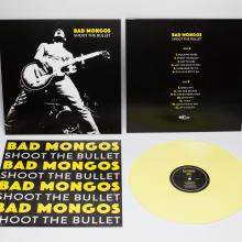BAD MONGOS album cover & artwork. Um projeto de Design gráfico de Xavier Calvet Sabala - 11.11.2016