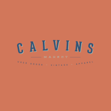 Calvins Market. Um projeto de Design gráfico de Xavier Calvet Sabala - 12.11.2016