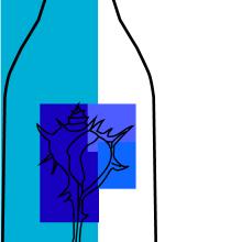 Bleu. Un proyecto de Diseño gráfico de Andrés Zamora - 12.12.2016