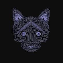 Animales geométricos. Um projeto de Design, Ilustração e Design gráfico de Diana Creativa - 13.12.2016