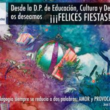 Crisma para la delegación. Un proyecto de Diseño gráfico y Fotografía de Héctor Vela Rivas - 19.12.2016