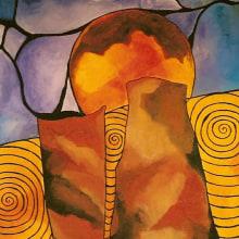 Pintura Mural en Bellas Artes. Un proyecto de Bellas Artes de Judith Martín Monte - 20.12.2016