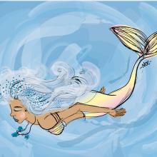 Ilustración Libre. Un proyecto de Ilustración y Diseño gráfico de Noe Tihista - 27.12.2016