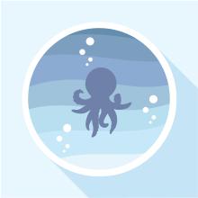 Octopus. Un proyecto de Ilustración de Fernando Cano - 26.12.2016