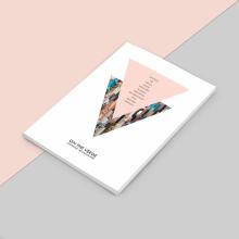 ON THE VERGE · Brand Identity · Stationery ·. A Design, Kunstleitung, Br, ing und Identität, Designverwaltung, Verlagsdesign, Events, Bildende Künste, Grafikdesign und Urban Art project by Mapy D.H. - 23.04.2014