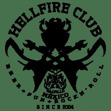 Poster para Hellfire Club Festival, 10 años. A Design project by Florentino Durón Gómez - 07.31.2014