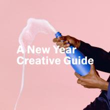 A New Year Creative Guide. Um projeto de Fotografia, Design editorial e Vídeo de Christian Baumgartner - 03.01.2017