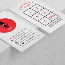 Zushi. Um projeto de Br, ing e Identidade e Design gráfico de Clara Briones Vedia - 11.01.2017