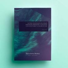 Cubiertas Tesis Doctorales. Um projeto de Design editorial e Design gráfico de Clara Briones Vedia - 15.01.2017