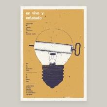 Carteles 2016. Un proyecto de Ilustración, Dirección de arte, Diseño gráfico y Serigrafía de Münster Studio - 18.01.2017