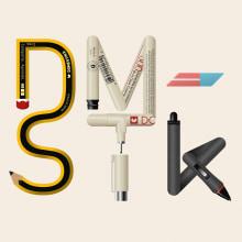 DMSTK 500k by Avance. Un proyecto de Ilustración y Diseño gráfico de Miguel Ángel Hernández - 24.01.2017