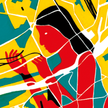 El cartógrafo. A Illustration project by Daniel Montero Galán - 01.24.2017
