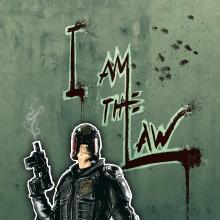 I am the Law - Del lápiz a lo digital. Um projeto de Ilustração e Comic de JuanJo González - 27.01.2017
