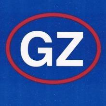 Adesivos para Identidade GZ em placas de automóvel. Un proyecto de Diseño gráfico de Xosé Maria Torné - 01.02.2007