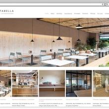 Web profesional para la arquitecta Beatriz Portabella. Un proyecto de Desarrollo Web de rseoaneb - 15.11.2015