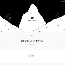 Renovación de la web corporativa de Frescota. Un proyecto de Desarrollo Web de rseoaneb - 15.05.2015